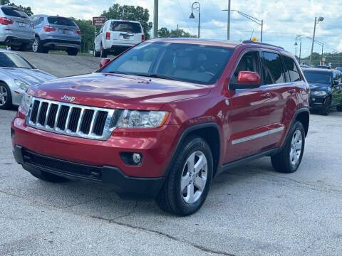 2011 Jeep Grand Cherokee for sale at Philip Motors Inc in Snellville GA