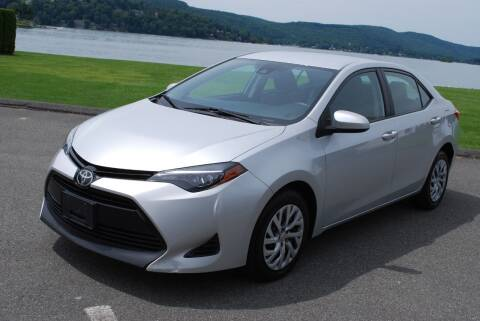 2017 Toyota Corolla for sale at New Milford Motors in New Milford CT