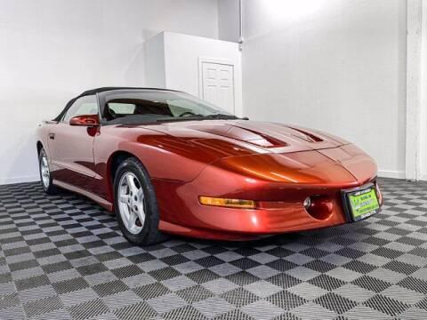 1996 Pontiac Firebird for sale at Sunset Auto Wholesale in Tacoma WA