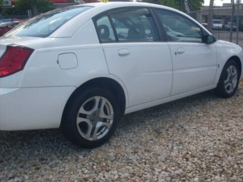 2004 Saturn Ion for sale at Flag Motors in Islip Terrace NY