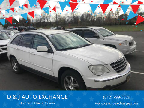 2007 Chrysler Pacifica for sale at D & J AUTO EXCHANGE in Columbus IN