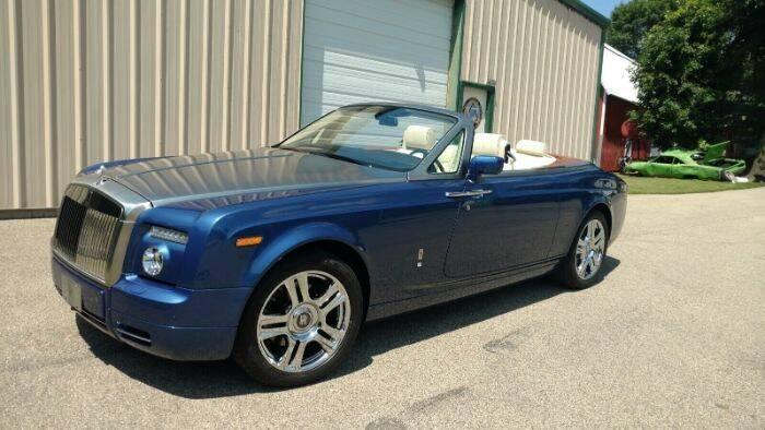 2009 Rolls-Royce Phantom for sale at Classic Car Deals in Cadillac MI