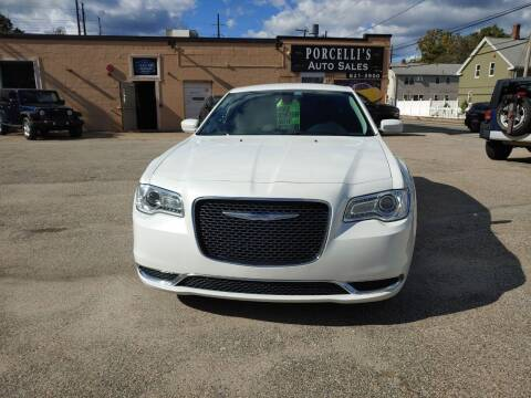 2015 Chrysler 300 for sale at Porcelli Auto Sales in West Warwick RI