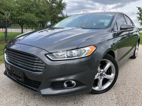 2015 Ford Fusion for sale at AUTO DIRECT in Houston TX