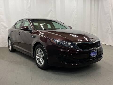 2011 Kia Optima for sale at Direct Auto Sales in Philadelphia PA