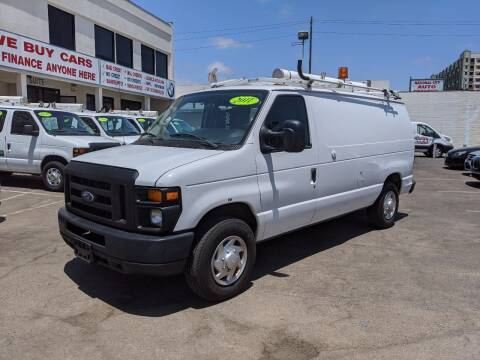 2011 Ford E-Series Cargo for sale at Convoy Motors LLC in National City CA
