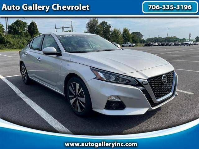 2019 Nissan Altima for sale at Auto Gallery Chevrolet in Commerce GA