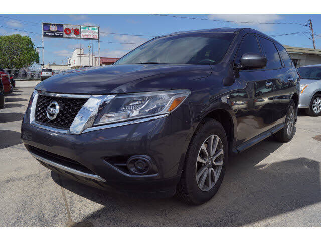 2014 Nissan Pathfinder for sale at Watson Auto Group in Fort Worth TX