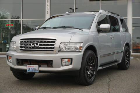 2010 Infiniti QX56 for sale at West Coast Auto Works in Edmonds WA