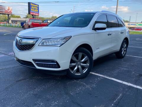 2014 Acura MDX for sale at Samuel's Auto Sales in Indianapolis IN