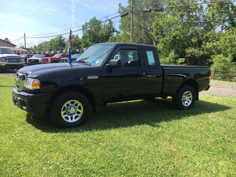 2010 Ford Ranger for sale at DONS AUTO CENTER in Caldwell OH