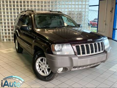 2004 Jeep Grand Cherokee for sale at iAuto in Cincinnati OH