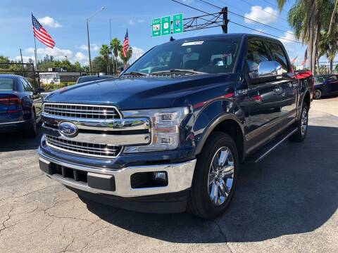 2018 Ford F-150 for sale at Gtr Motors in Fort Lauderdale FL