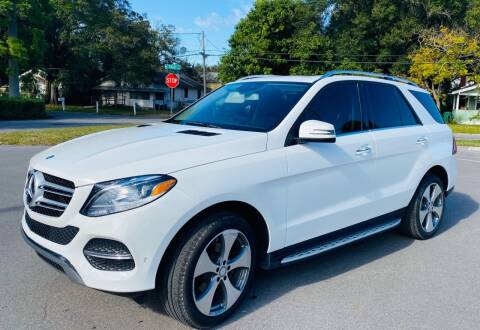 2016 Mercedes-Benz GLE for sale at CHECK  AUTO INC. in Tampa FL