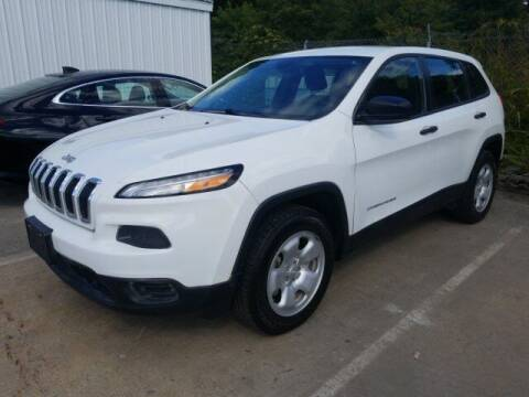 2017 Jeep Cherokee for sale at Hi-Lo Auto Sales in Frederick MD