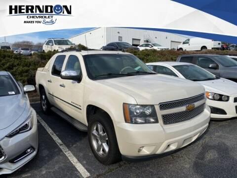 2012 Chevrolet Avalanche for sale at Herndon Chevrolet in Lexington SC