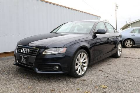 2009 Audi A4 for sale at Queen City Classics in West Chester OH