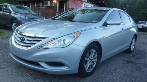 2011 Hyundai Sonata for sale at Select Cars Of Thornburg in Fredericksburg VA