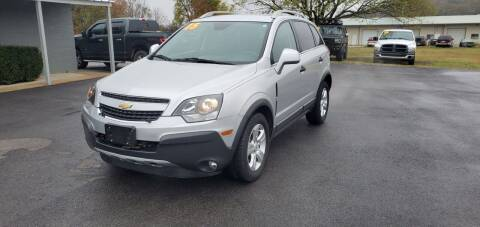 2015 Chevrolet Captiva Sport for sale at Jacks Auto Sales in Mountain Home AR