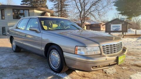 1999 Cadillac DeVille for sale at Shores Auto in Lakeland Shores MN