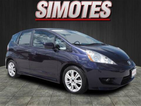 2010 Honda Fit for sale at SIMOTES MOTORS in Minooka IL