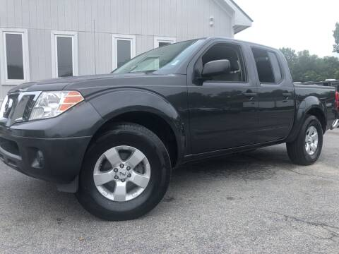 2012 Nissan Frontier for sale at Beckham's Used Cars in Milledgeville GA