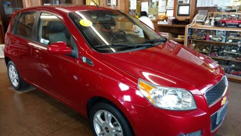 2011 Chevrolet Aveo for sale at Graft Sales and Service Inc in Scottdale PA