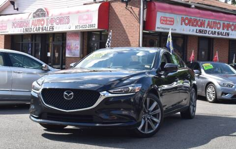 2020 Mazda MAZDA6 for sale at Foreign Auto Imports in Irvington NJ