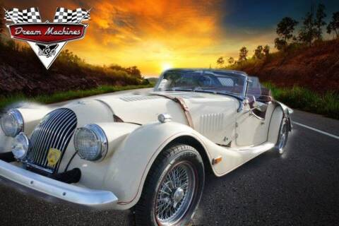 1983 Morgan Plus 4 for sale at Dream Machines USA in Lantana FL