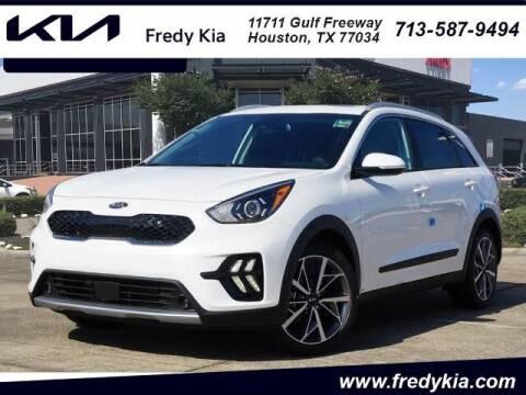2021 Kia Niro for sale at FREDY KIA USED CARS in Houston TX