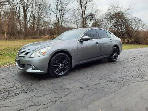 2011 Infiniti G37 Sedan for sale at Moundbuilders Motor Group in Heath OH