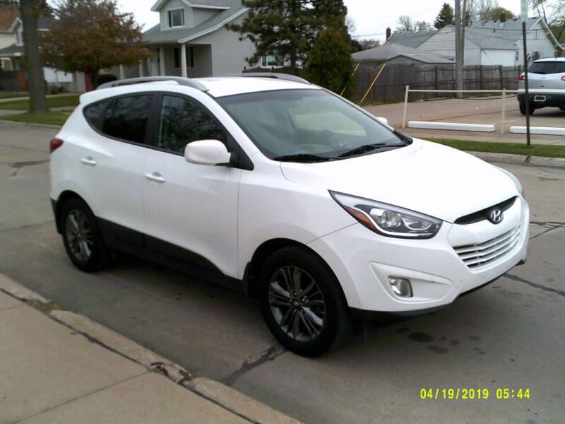 2014 Hyundai Tucson for sale at Fred Elias Auto Sales in Center Line MI
