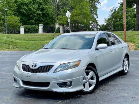 2010 Toyota Camry for sale at Sebar Inc. in Greensboro NC
