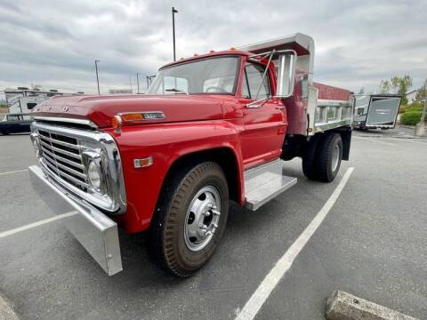 1972 Ford F-600 for sale at Drager's International Classic Sales in Burlington WA