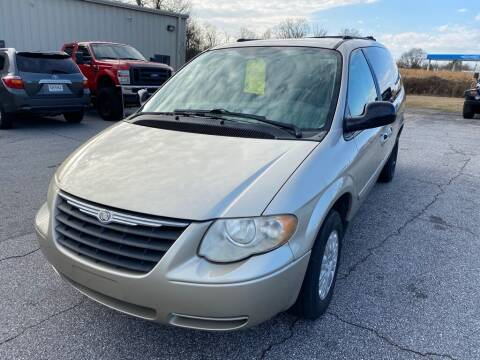 2005 Chrysler Town and Country for sale at Brewster Used Cars in Anderson SC