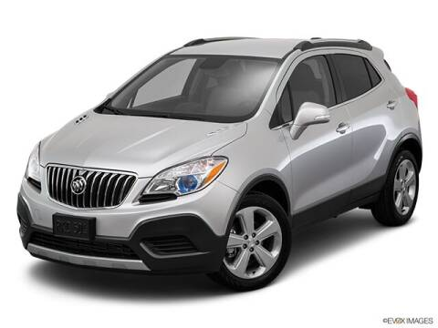 2015 Buick Encore for sale at Jamerson Auto Sales in Anderson IN
