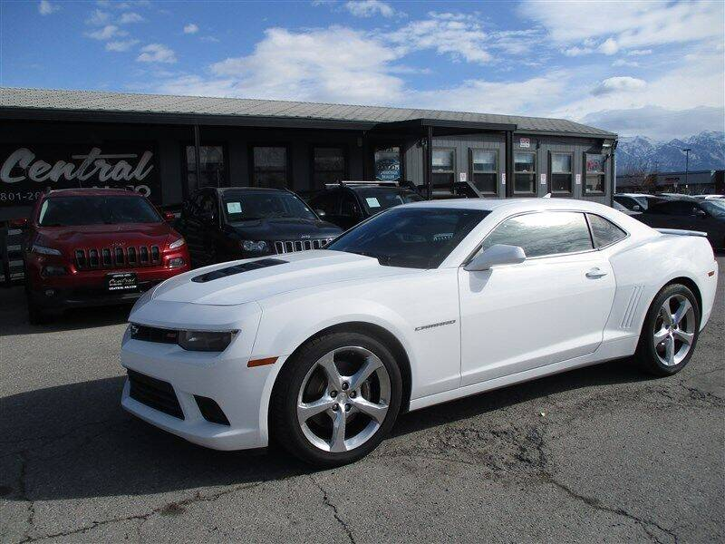 2014 Chevrolet Camaro for sale at Central Auto in South Salt Lake UT