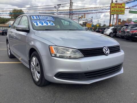 2011 Volkswagen Jetta for sale at Active Auto Sales in Hatboro PA