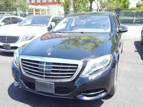2017 Mercedes-Benz S-Class for sale at Auto Discount Center in Laurel MD