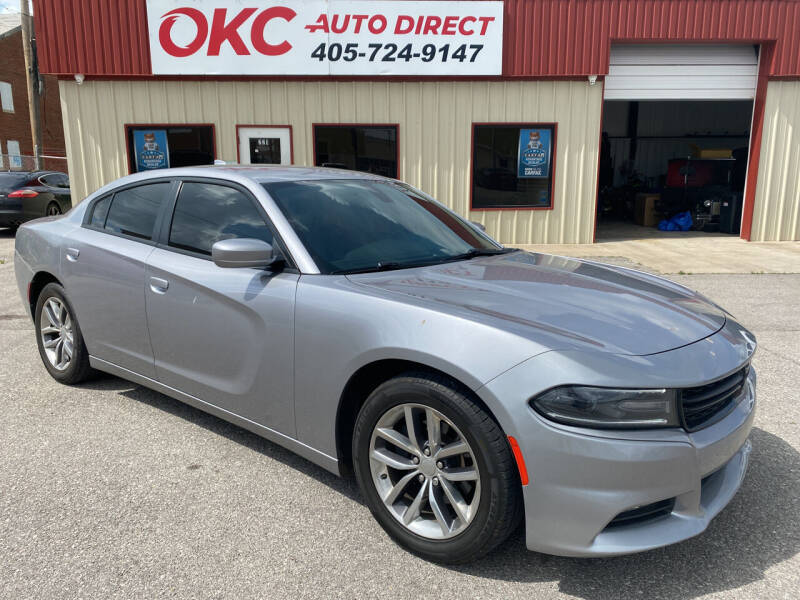 2016 Dodge Charger for sale at OKC Auto Direct in Oklahoma City OK