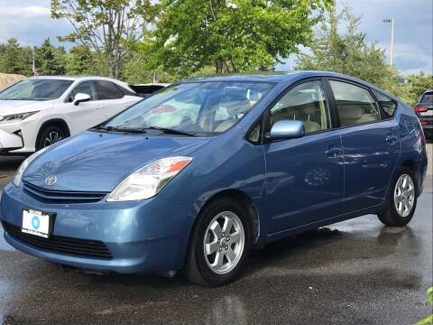 2005 Toyota Prius for sale at GO AUTO BROKERS in Bellevue WA