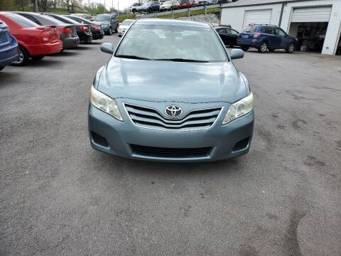 2010 Toyota Camry for sale at DISCOUNT AUTO SALES in Johnson City TN