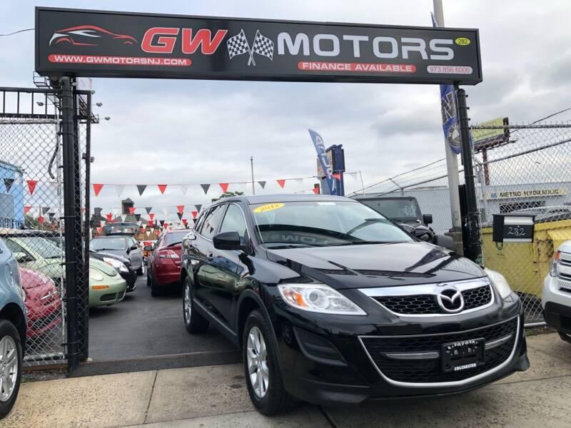 2012 Mazda CX-9 for sale at GW MOTORS in Newark NJ