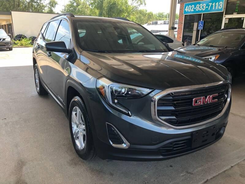 2019 GMC Terrain for sale at Divine Auto Sales LLC in Omaha NE