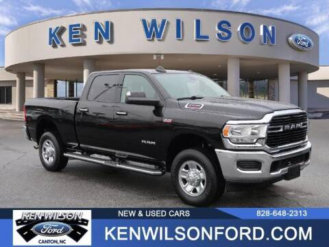2019 RAM Ram Pickup 2500 for sale at Ken Wilson Ford in Canton NC