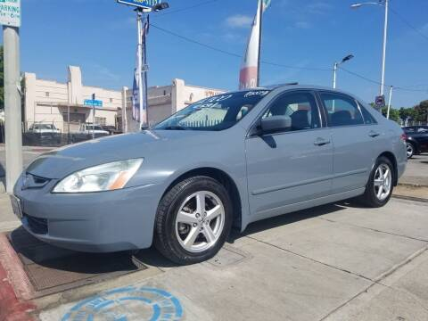 2005 Honda Accord for sale at Olympic Motors in Los Angeles CA