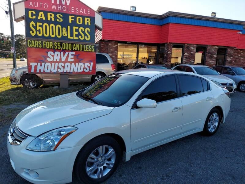 2010 Nissan Altima for sale in Norfolk, VA