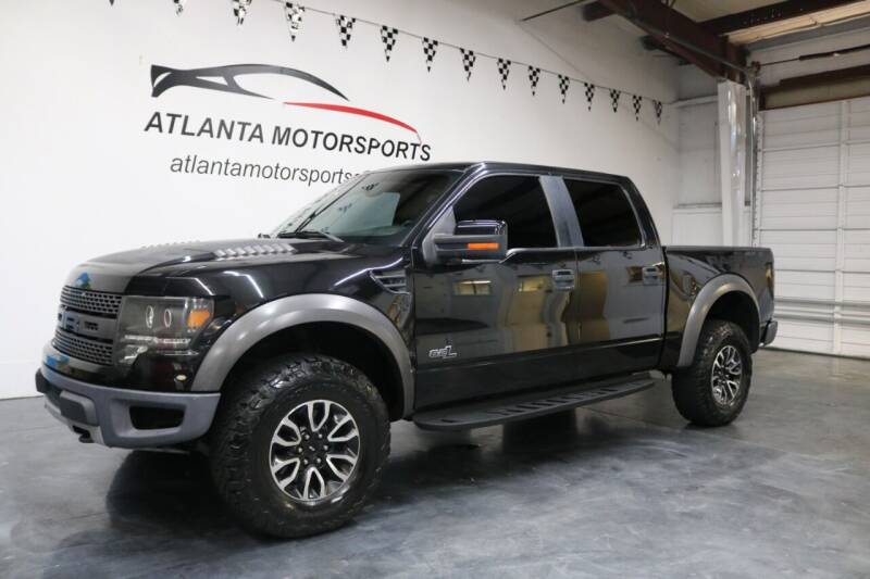 2012 Ford F-150 for sale at Atlanta Motorsports in Roswell GA
