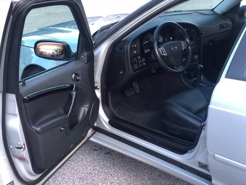 2009 Saab 9-5 2.3T 4dr Sedan - Eastlake OH