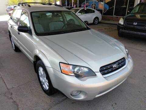 2005 Subaru Outback for sale at Divine Auto Sales LLC in Omaha NE